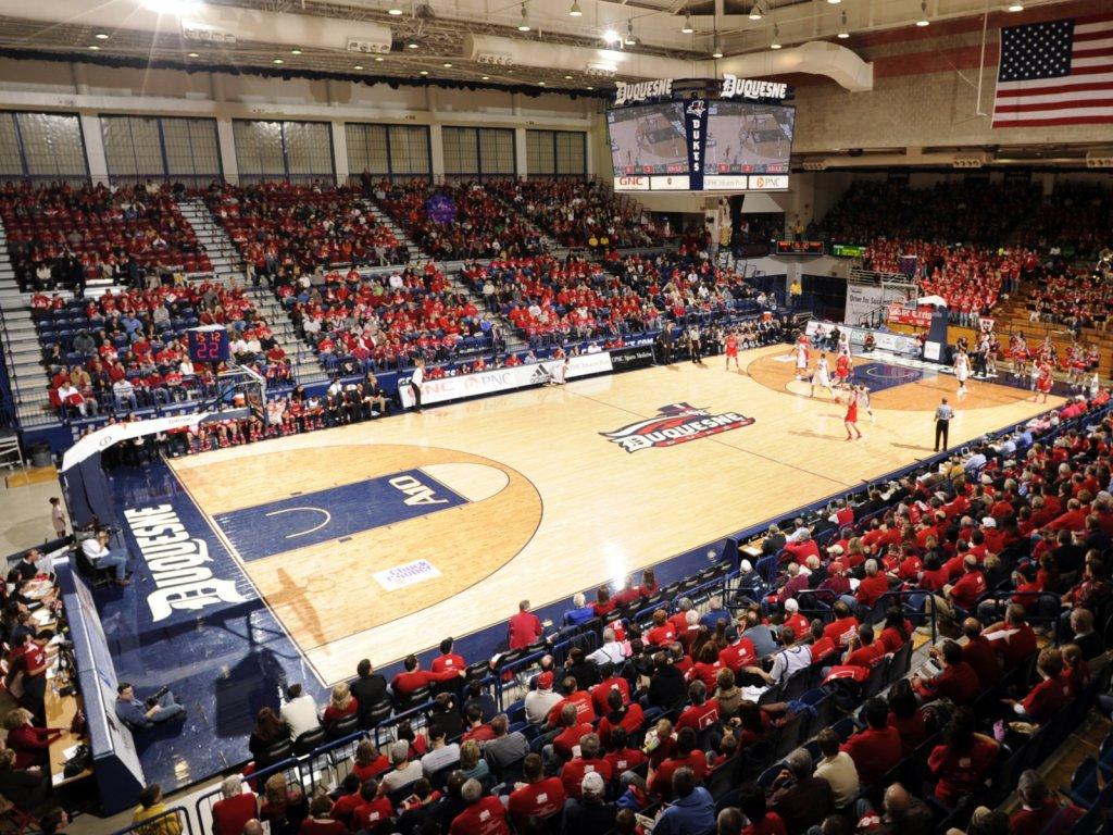 Uk Basketball: Atlantic 10 Conference College Basketball Arena Wallpapers