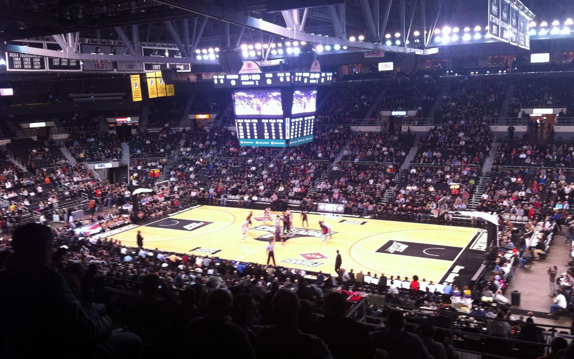 Big East Conference College Basketball Arena Wallpapers
