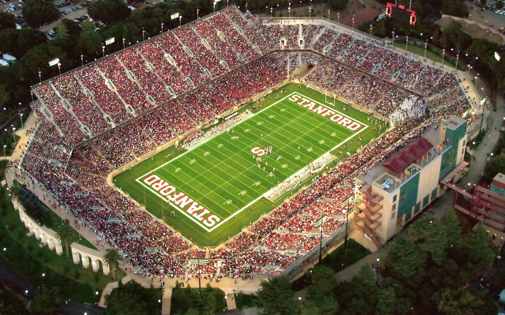 Pacific 12 Conference College Football Stadiums Wallpapers